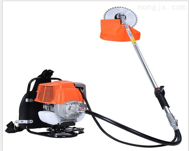 RZ-GC-汽油割草机 侧挂式小型打草机 背负式割灌机