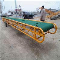 福建工厂皮带输送机 带式传送机支架坚固
