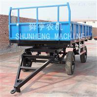 农用5吨自卸拖斗 平板拖车