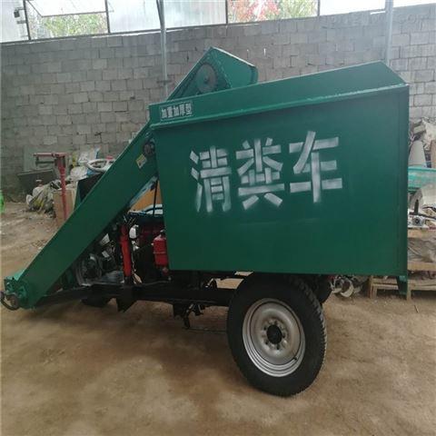 畜牧机械牛场自动清粪车 地面刮粪铲粪车
