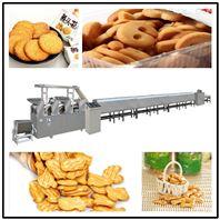 多功能饼干生产线,小型中型饼干加工机