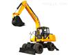 JHW135轮式挖掘机