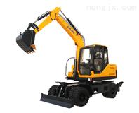 JHW80轮式挖掘机