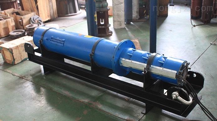250QJW系列卧式潜水泵
