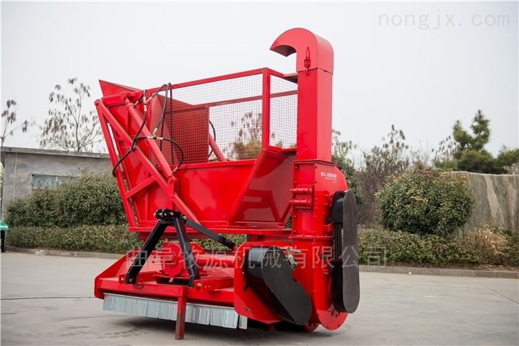 自动收割青贮秸秆回收机 玉米秸秆青储收获机