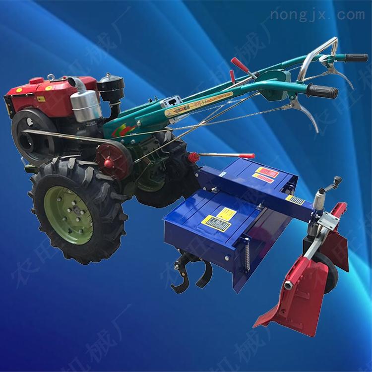 农用小型手扶拖拉机 水田旱地专用耕地打田机
