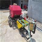 储存草料打包机 青贮秸秆包膜机 鲜草保鲜机