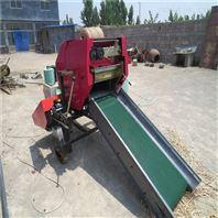 養殖場新款打包機 干濕草料保鮮包膜機