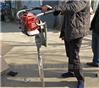 便携式起土球挖树机 苗木移栽神器起树机