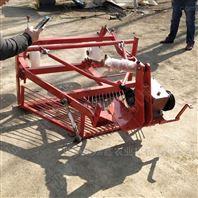 单缸车前置大蒜收获机