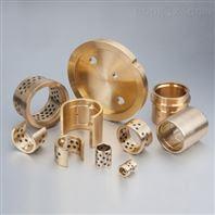SP5-SL1特殊高力黄�e铜基固体润滑剂镶嵌轴承