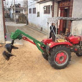 rxjx-2汽油四冲程果园挖坑机价格