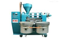 加长型自动温控组合榨油机