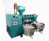 自动温控水冷组合榨油机