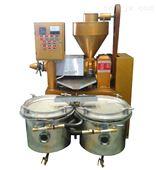 温控自动组合榨油机