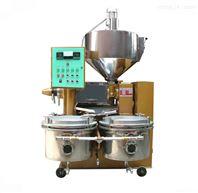 自动温控一体化榨油机
