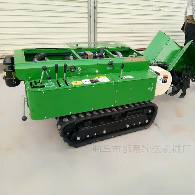 小型链条开沟机高配置 施肥机手推式耘耕播