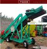 RH-QLJ-5-奶牛场稻草取料机 干青杂草扒草机
