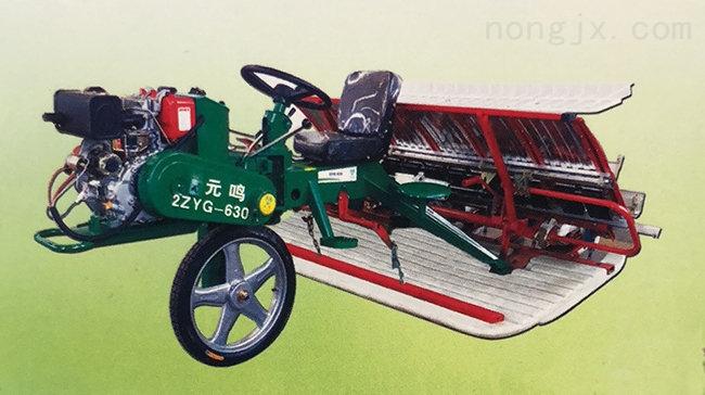 独轮水稻插秧机