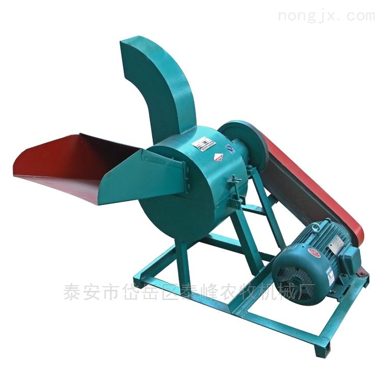 牛羊用秸秆揉搓机揉丝机铡草粉碎机青贮设备