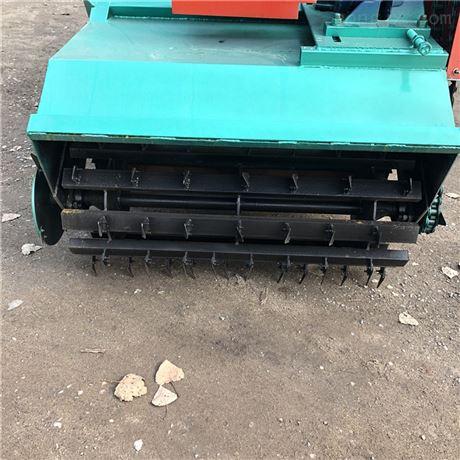 地下青贮窖取料机 移动式牛羊饲草取料车