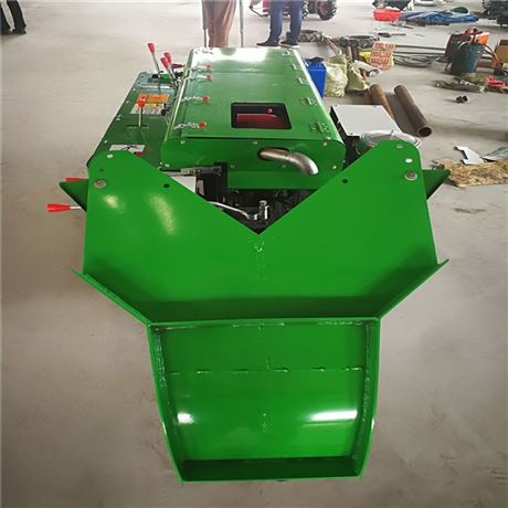 果园开沟旋耕机 履带式开沟机 自走式施肥机