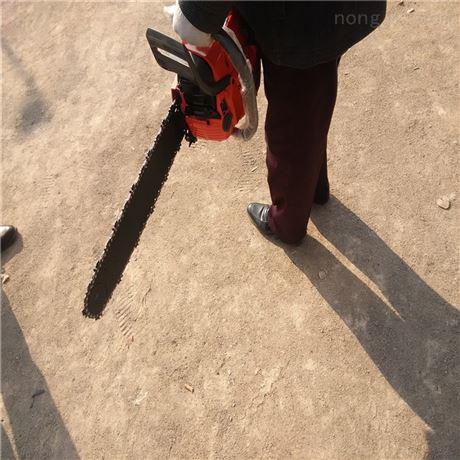 链条挖树机 土球起苗机 园林机械起树机