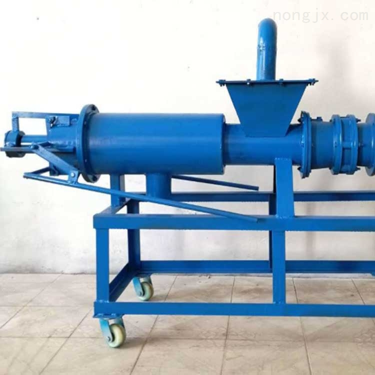 粪便处理设备 耐用 斜筛式猪粪固液分离机处理沼气渣液xy1干湿分离机
