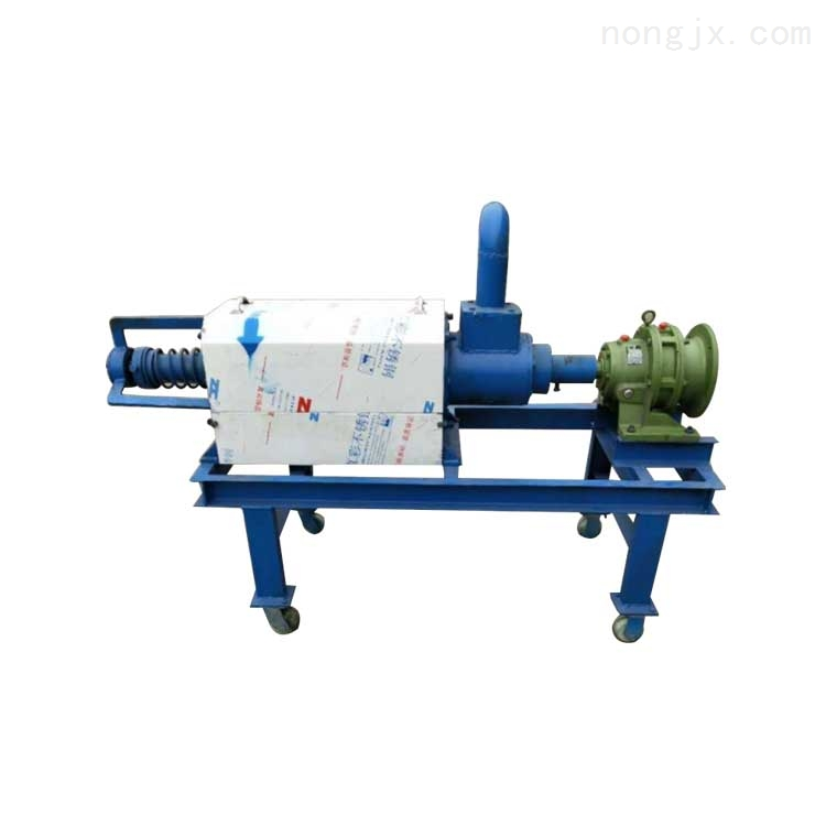 粪便处理专用设备 源头厂家 固液分离机猪粪处理屠宰污水,xy1干湿分离机