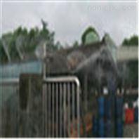 小区室外垃圾房植物液喷淋除臭系统工程