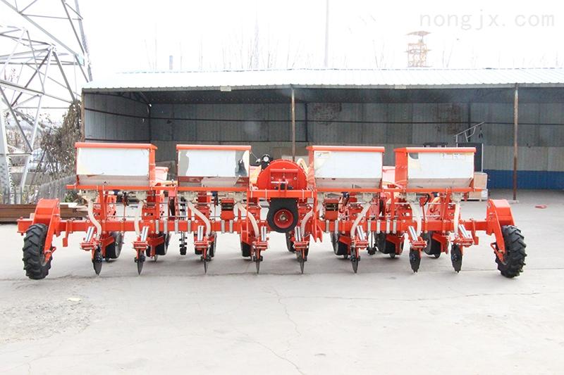 2BMQYF-6/6-双辽玉米播种机参数提供厂家