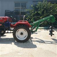 地钻打孔机生产厂家 种树省人力的挖坑机