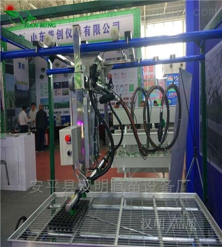 高效連棟溫室移動噴灌機-正規廠家