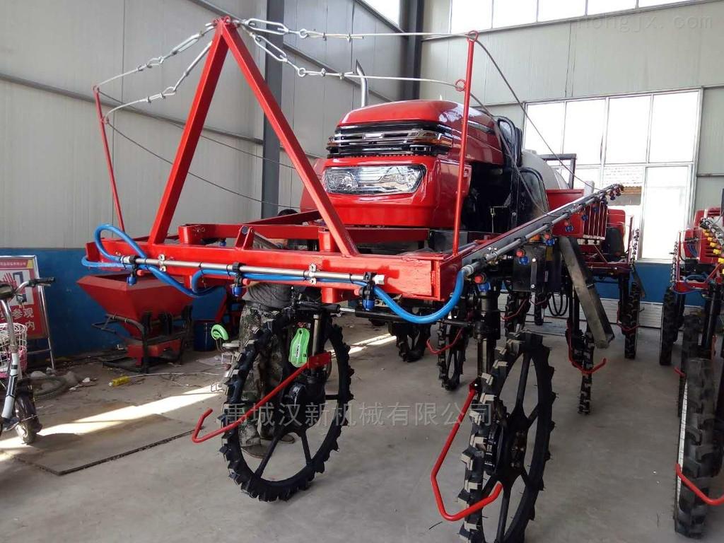 厂家直供 自走式喷雾机械农用大型