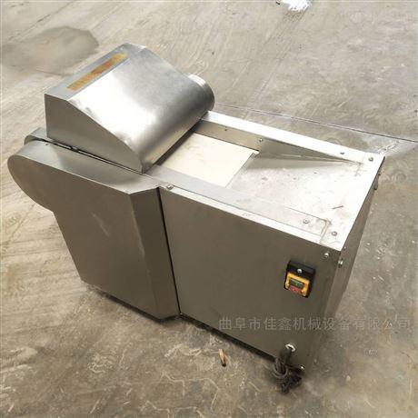 酱菜厂大产量家用切菜机 蒲公英叶切段机