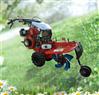 大棚专用施肥开沟机 手扶式除草培土机