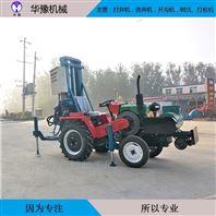 厂家直销拖拉机带4寸正循环打井机多少钱