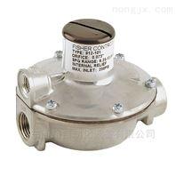 Fisher™ 912 系列减压型调压器