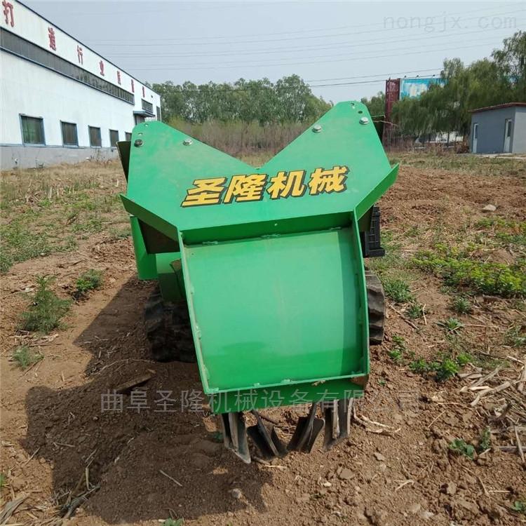 SL90-田园管理机自走式果园开沟机厂家