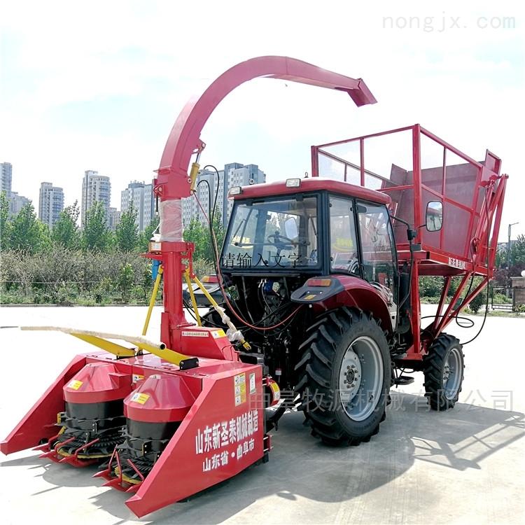 曲阜玉米杆秸秆青贮机