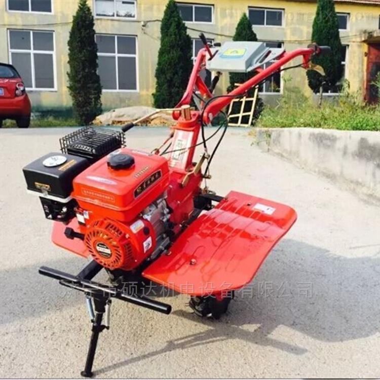 家用小型微耕机田园耕地除草机
