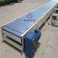 河南弘捷机器矿山重型链板式运送机出产厂家
