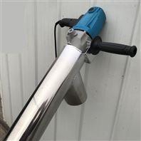 山东厂家生产小型不锈钢便携吸粮机抽粮机
