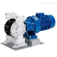 进口塑料电动隔膜泵哪个牌子好 美国KHK