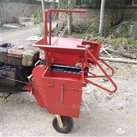 收割机 手扶前置收玉米机 单行玉米收获机