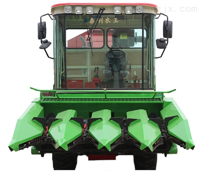 4YZ-4自走式玉米联合收割机