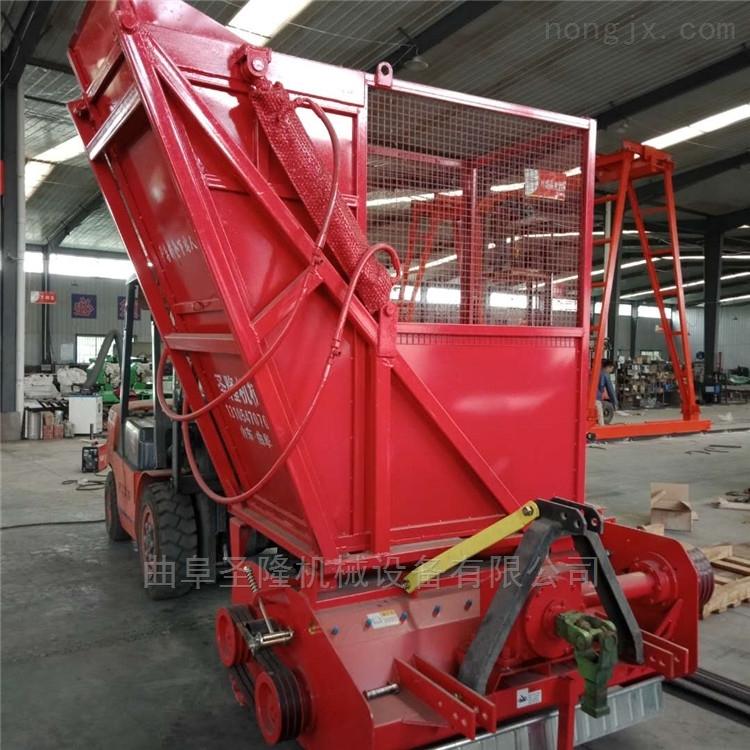 秸秆回收机小型青贮机生产厂家