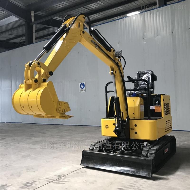 山东农用微型挖掘机价格 小型履带式挖机