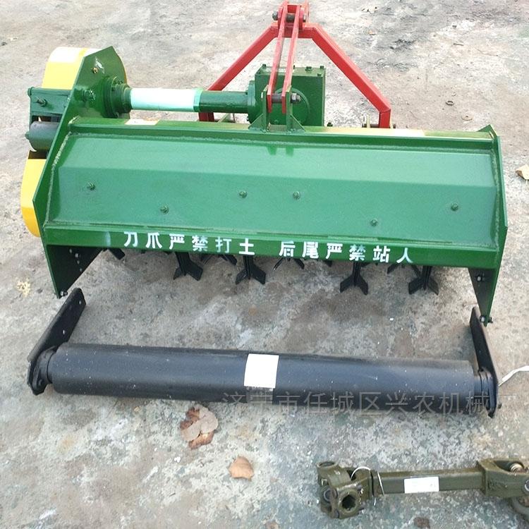 四輪鮮玉米秸稈粉碎還田機