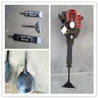 高效率起树机 铲头式汽油挖树机